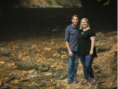 Nature Walk in Rock Bridge State Park | Save the Date