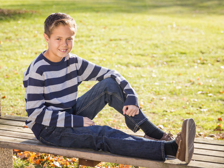 Brothers Holiday Session | Family Portraits