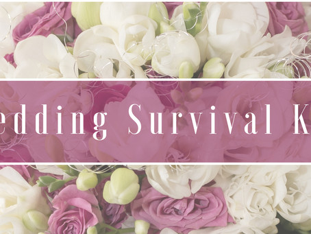 Planning Tips   What's in my Bridal Emergency Kit?