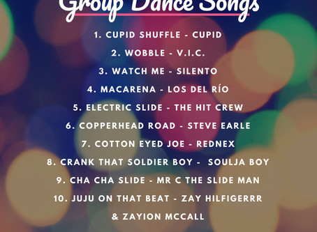 Playlists | Group Dance Songs