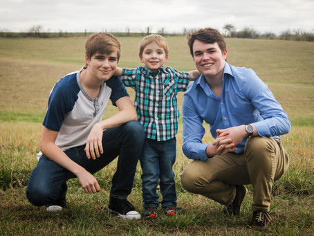 Brothers | Family Session