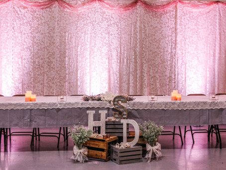 Event Logs | Rose Gold Dream Reception | Knights of Columbus