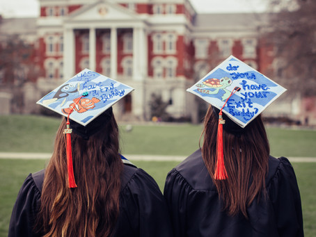 Finding Nemo Friends | Graduation Session