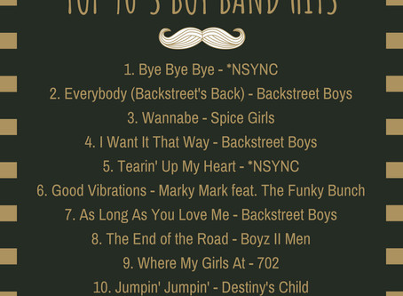 Playlists | Top 90's Boy Band Hits