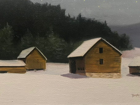 Barns on Indian Creek, 2019