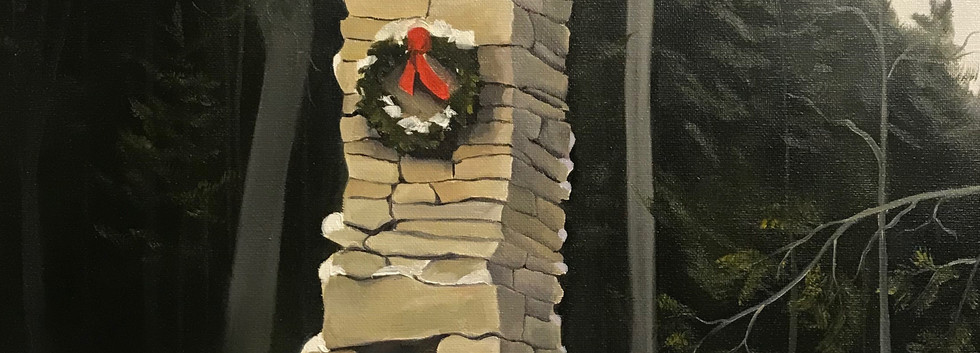 Study For Christmases Past