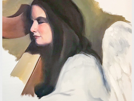 Study for Silent Night, 2018