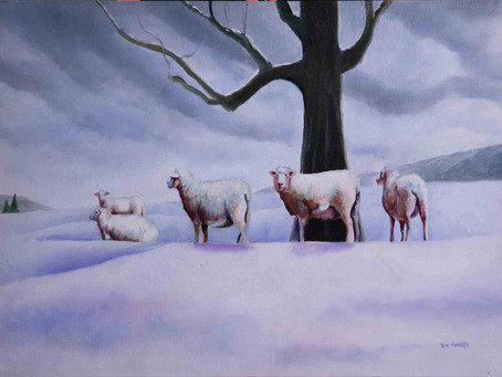 Snow Sheep, 2002