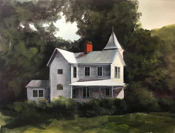 Staying Home in America (SOLD)