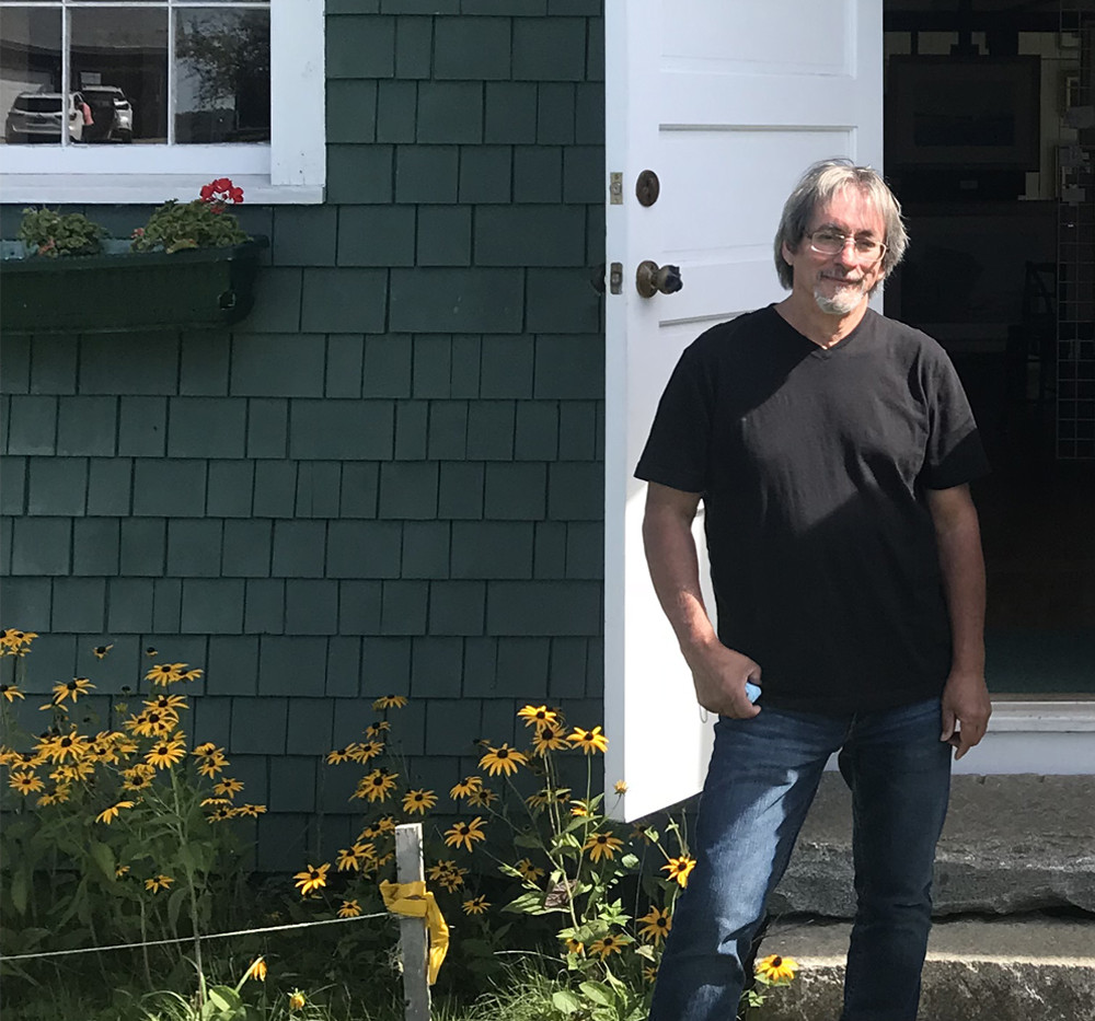 Tom in Maine