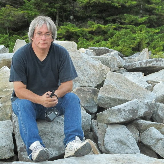 New Heights: Tom at WV's Tallest Mountain