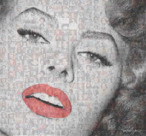 Sophia Loren - Red lips