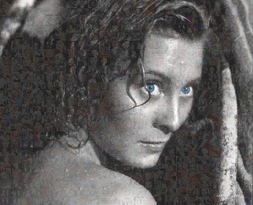 Michèle Morgan - Shower