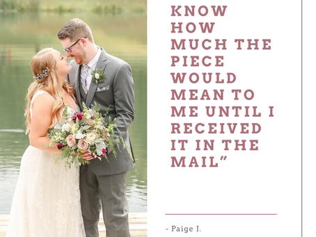 dbandrea Love Stories: Paige & Logan Jeleniewski