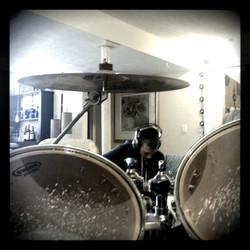thru the drums