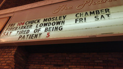 marquee at the phantasy