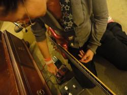rozlynn playing