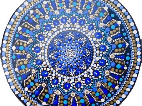 April Dyck has Mandala obsession