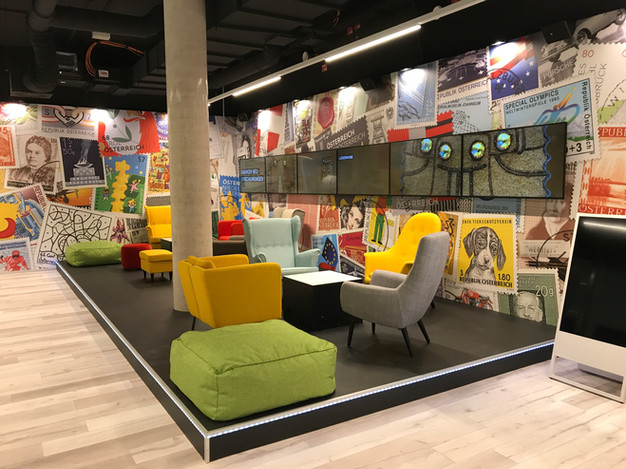 Philatelie Lounge Pop-up-Store 2018