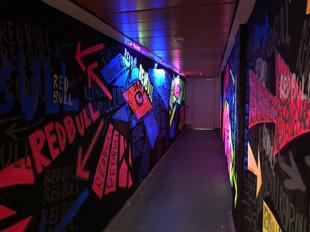 Red Bull Secret Room
