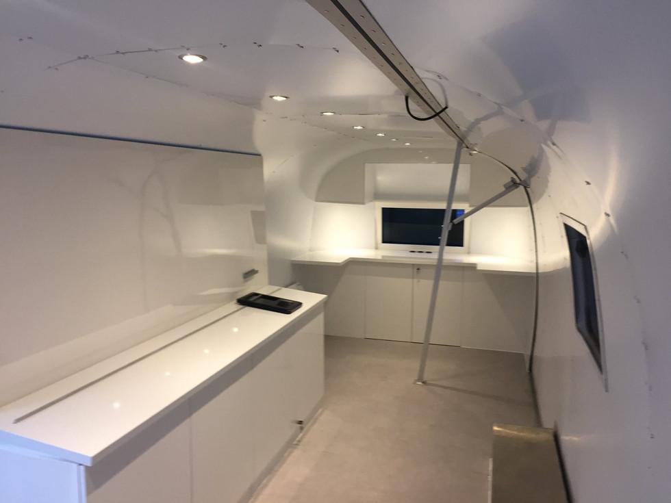 Airstream Pop Up Store