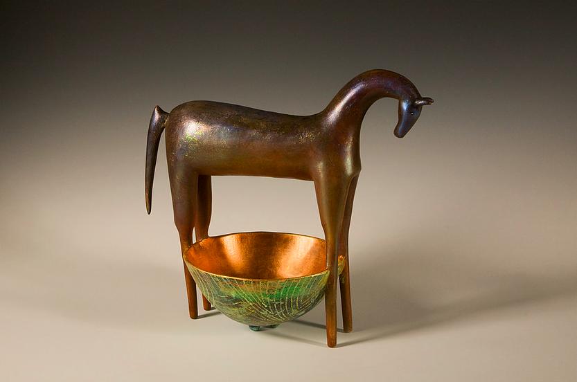 Attic Horse