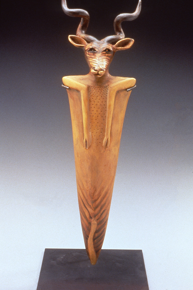 Kudu Effigy 2001-2003