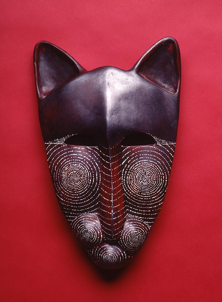 Mask for Susan Boulez