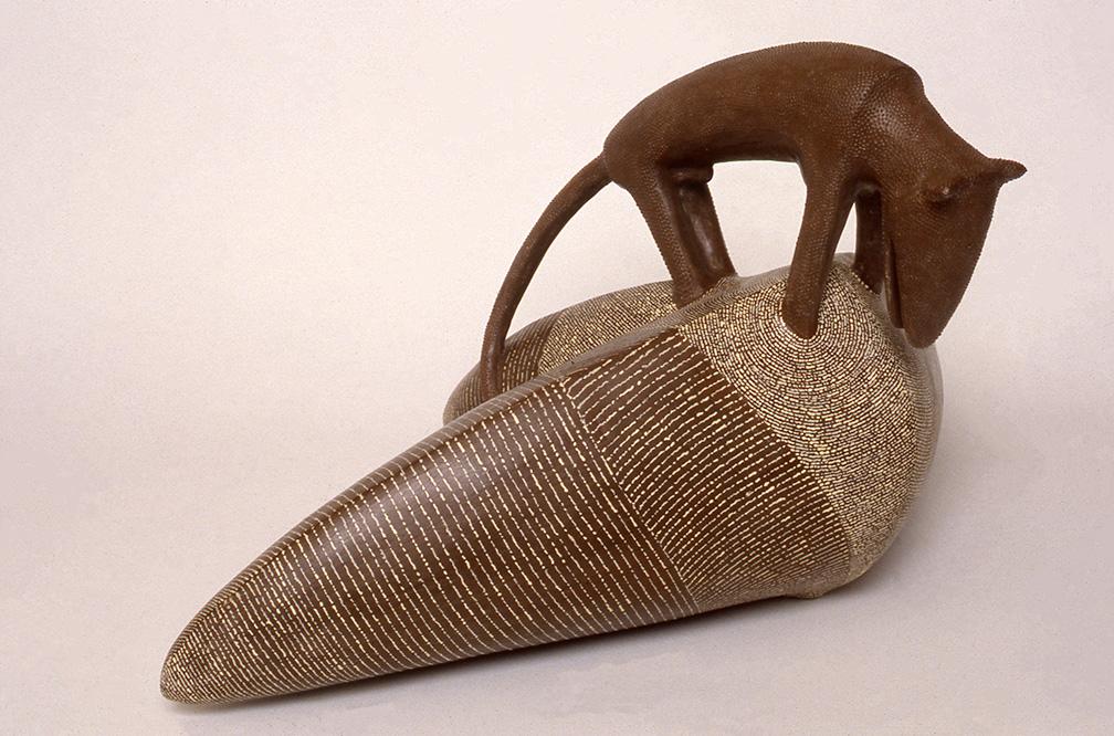 Mythic Animal Jar