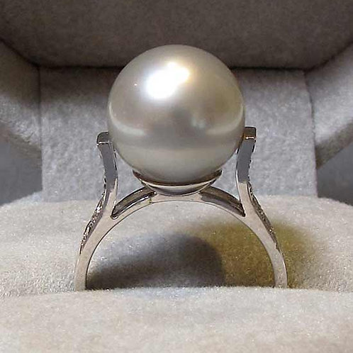 Cartier South Sea Pearl Ring