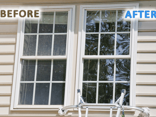 We are a professional window and power washing company (and more)...First time customer 10% to 15% o