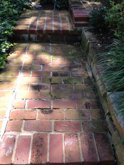 BrickPavers2 Before