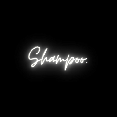 SHAMPOO.