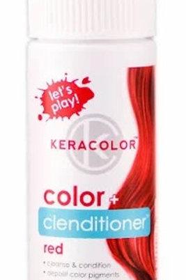 KeraColor Red Color Crayon