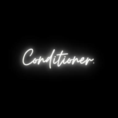 CONDITIONER.