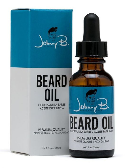 Johnny B. Beard Oil 1.0 oz