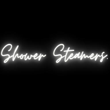 SHOWER STEAMERS.