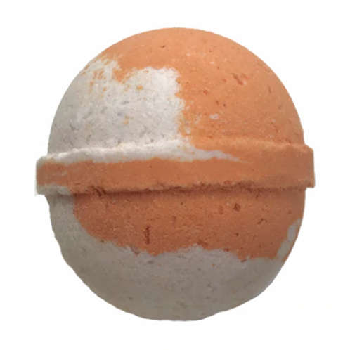 Orange Coconut Bath Bomb