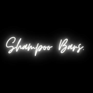 SHAMPOO BARS.