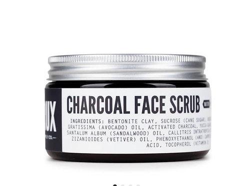 CHARCOAL FACE SCRUB