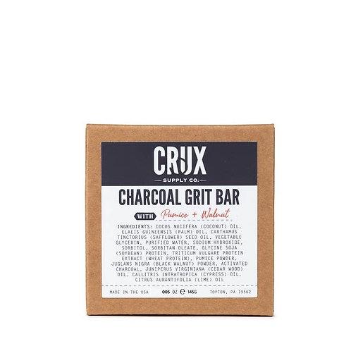 CHARCOAL GRIT BAR