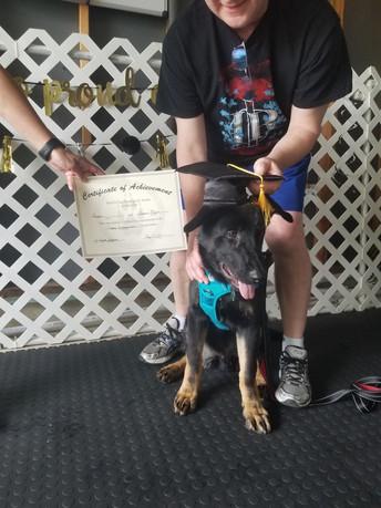Congrats Logan!