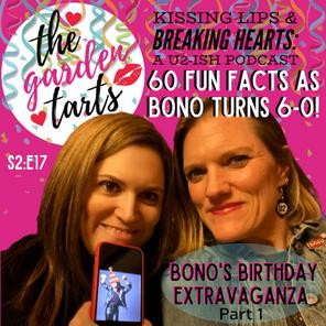 60 Fun Facts as Bono Turns the Big 6-0!
