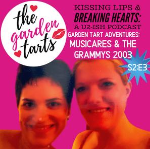 Garden Tarts Adventures: MusiCares & the Grammys 2003