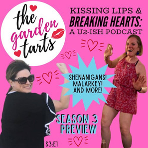 Season 3 Preview: Shenanigans! Malarkey! And more!