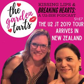 The U2 Joshua Tree 2019 Tour Arrives New Zealand