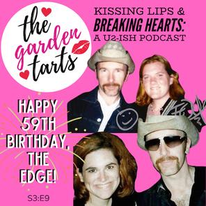 Happy Birthday, The Edge!