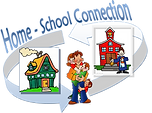 Home School Connection Logo