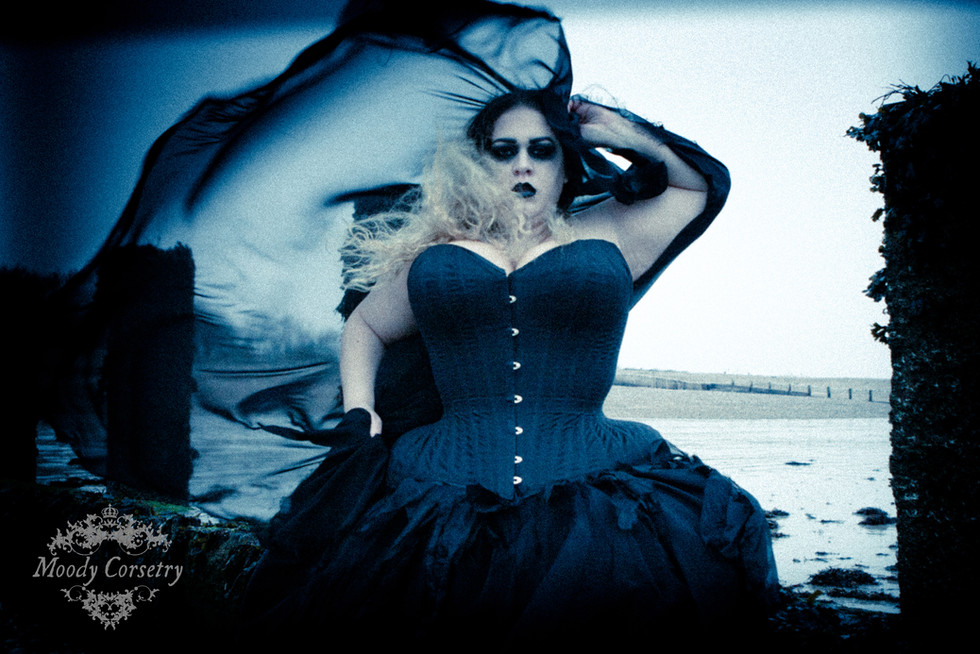 Sea Witch Corset
