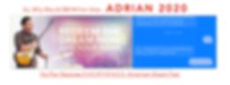 Write in Adrian for President 2020